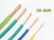 Copper core PVC-insulated flexible cable